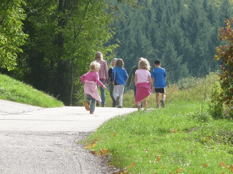 Ausflug mit Kindern - gute Planung verhindert Stress und Streitereien