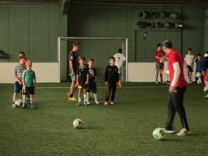Fussball Camps in den Ferien für Kinder