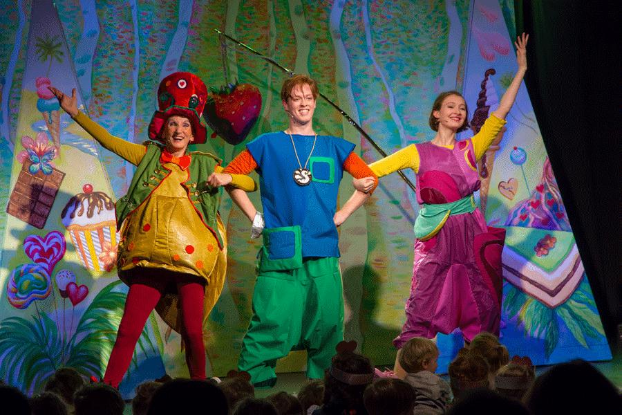 Mobiles Kindertheater in Wien und Österreich