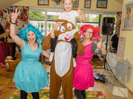 Kinderpartys & Kinderfeste