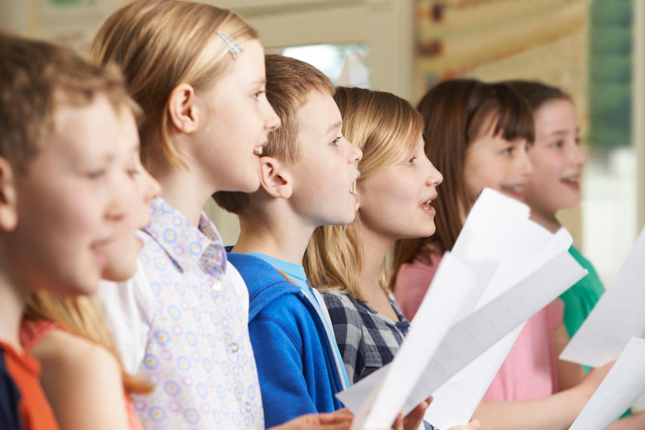 Kinderstimmen Redtenbach: Kinderchor für Kinder von 6 bis 12 Jahren